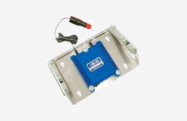 LIFTKAR HD Soporte de batería con cargador