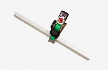 LIFTKAR HD Cincha con sistema de recogida automática - completa 2,5m