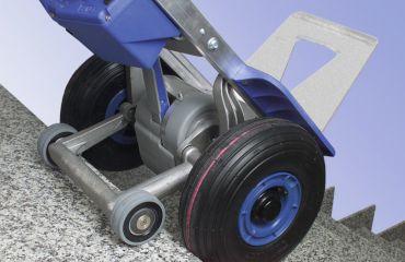 Desarrollo de la serieLIFTKAR SAL: aluminio, diseño modular, más rápido, más ligero
