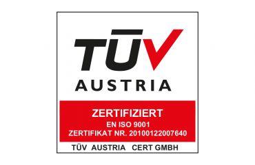 ISO certificados EN 13485:2016, EN 9001:2015 & EN 14001:2015