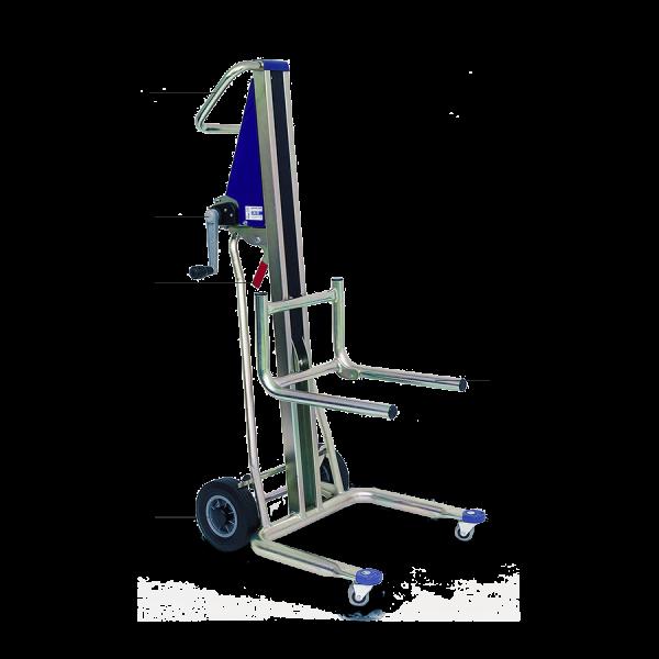 UNIKAR - carretilla de elevación manual para cargas de hasta 330 kg