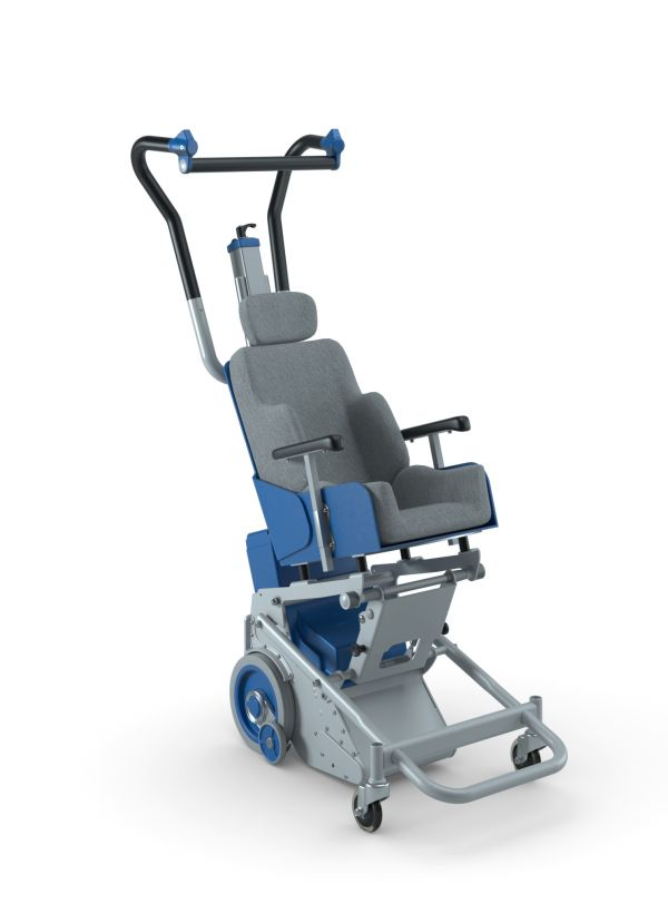 Sube-escaleras eléctrico LIFTKAR PT S adaptable a asientos