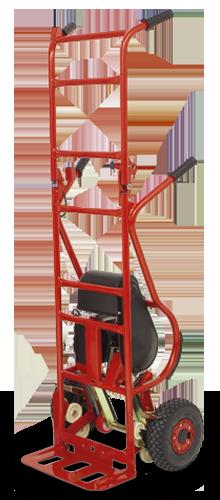 El sube-escaleras eléctrico de acero - LIFTKAR MTK