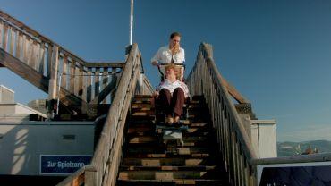 Liftkar oruga sube y sube-escaleras