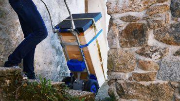 Liftkar SAL sube-escaleras para apicultura